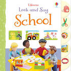 Look and Say School by Felicity Brooks (Board book, 2013)