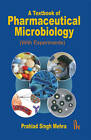 A Textbook of Pharmaceutical Microbiology by Prahlad Singh Mehra (Paperback, 2011)