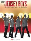 Hal Leonard Jersey Boys - The Story Of Frankie Valli & The Four Seasons arranged for piano, vocal, a...