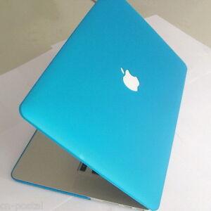 Apple-New-Retina-MacBook-Pro-15-15-4-A1398-Matte-Sky-Blue-Hard-case-cover-shell