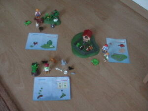 Playmobil 3210, 4493, 4499, Landtiere, Figuren und Kleintiere mit Gehege - Deutschland - Playmobil 3210, 4493, 4499, Landtiere, Figuren und Kleintiere mit Gehege - Deutschland