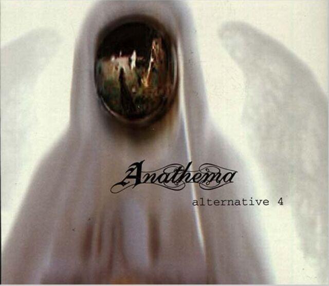 ANATHEMA ALTERNATIVE 4 + 4 BONUS TRACKS SEALED CD NEW
