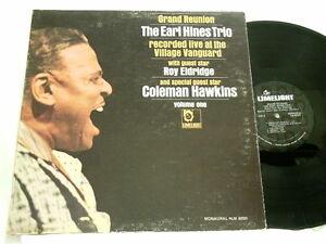 Coleman Hawkins Earl Hines - Hawkins & Hines