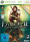 Fable II -- Game of the Year Edition (Microsoft Xbox 360, 2009, DVD-Box)