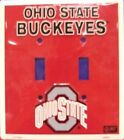 SMART Ohio State Buckeyes Light Switch Covers (double) Plates LS12005 - 21252870011201