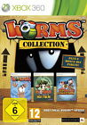 Worms Collection (Microsoft Xbox 360, 2012, DVD-Box)