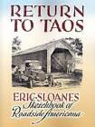 Return to Taos: Eric Sloane's Sketchbook of Roadside Americana by Eric Sloane (Paperback, 2006)