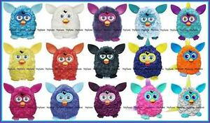 FURBY-2012-Interactive-Electronic-Toy-TEAL-PINK-PURPLE-PLUM-YELLOW-RED-BLUE-AQUA