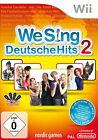 We Sing: Deutsche Hits 2 (Nintendo Wii, 2012, DVD-Box)