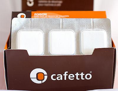 Espresso Machine Descaler Tablet Descaling Tablets Coffee Maker Cleaner 3 use