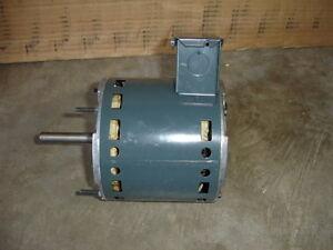 Fasco g e genteq emerson 1 3hp a c fan blower condenser for Fasco evaporator fan motor