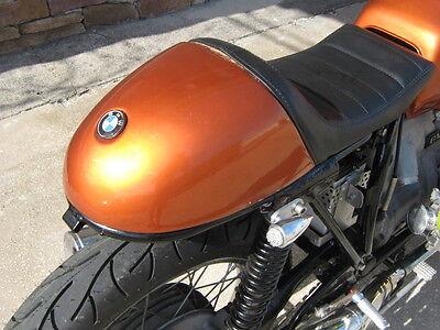 AHRMA,BMW R 75 /R100 air head race seat/ cafe racer  CR 750 Honda Ducati