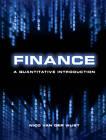 Finance: A Quantitative Introduction by Nico van der Wijst (Hardback, 2013)