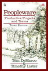 Peopleware: Productive Projects and Teams by Dorset House, Tom DeMarco, Tim Lister (Paperback, 2013)