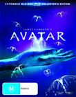 Avatar (Blu-ray, 2010, 3-Disc Set)