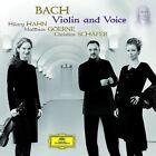 Johann Sebastian Bach - Bach: Violin and Voice (2010)