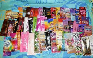LOT-30-SAMPLE-PACKETS-TANNING-LOTION-FREE-USA-SHIPPING
