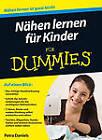 Nahen Lernen fur Kinder Fur Dummies by Petra Daniels (Paperback, 2012)