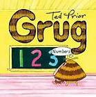 Grug - Numbers by Ted Prior (Board book, 2012)