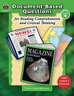 Document-Based Questions for Reading Comprehension and Critical Thinking by Debra Housel (2007, Paperback, New Edition)