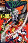 Excalibur Annual #1 (1993, Marvel)