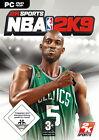 NBA 2K9 (PC, 2008, DVD-Box)