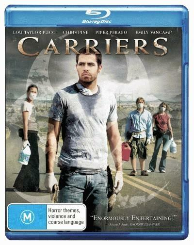 Carriers (Blu-ray, 2010)