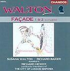 Sir William Walton - Walton: Façade 1 & 2 (complete, 1990)