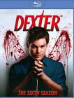 Dexter: The Sixth Season (Blu-ray Disc, 2012, 3-Disc Set)