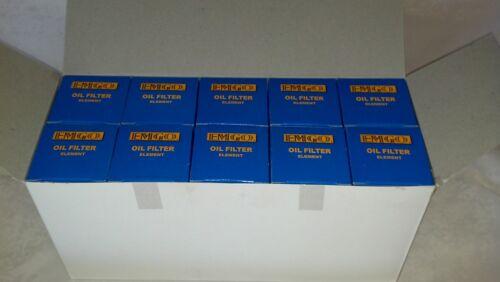 20 Pack Case Honda XR 650 R//Y 2000-2007 Oil Filter EMGO 10-99200