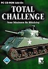 """Total Challenge - Neue Missionen für """"Blitzkrieg"""" (PC, 2003, DVD-Box)"""