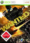 Wanted - Weapons Of Fate (Microsoft Xbox 360, 2009, DVD-Box)