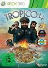 Tropico 4 (Microsoft Xbox 360, 2011, DVD-Box)