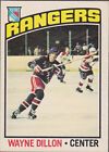 1976 O-PEE-CHEE Wayne Dillon #9 Hockey Card