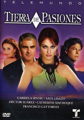 Tierra de Passiones (Gabriella Spanic  & Saul Lisazo)