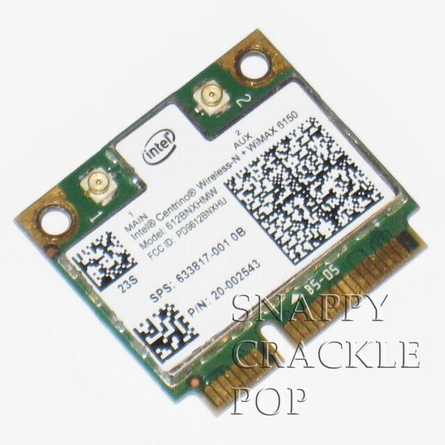 HP Pavilion Intel 6150 Wireless N Wimax Card DV7T-6100 DV7T-6B00 DV7T-6C00 DV7T