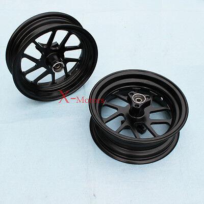 """Aluminium Wheel Rim Hub Honda Monkey DAX Z50 F/R 2.75X10"""" 3.5X10"""" Wheel Rim Hub"""