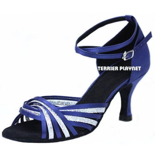TPS Latin Ballroom Salsa Custom-made Dance Shoes D628
