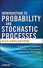 Introduction to Probability and Stochastic Processes with Applications by Viswanathan Arunachalam, Liliana Blanco Castaneda, Selvamuthu Dharmaraja (Hardback, 2012)