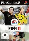 FIFA 11 (Sony PlayStation 2, 2010, DVD-Box)