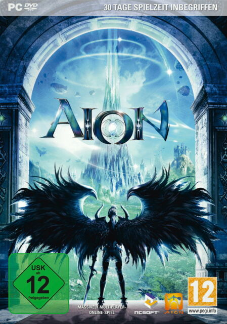 Aion (PC, 2009, DVD-Box)