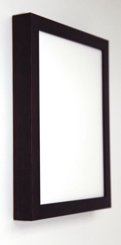 New Deep Art Picture Frames in 9 Colours Wooden Black,White,Brown,Natural