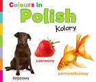 Colours in Polish: Kolory by Daniel Nunn (Hardback, 2012)