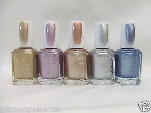 ESSIE-Nail-Polish-Color-Lacquer-Mirror-Metallics-Choose-One-Bottle-46oz-13-5ml