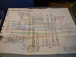 s l300 yamaha wiring diagram tw200eu tw200euc ebay Yamaha Outboard Wiring Diagram at gsmx.co