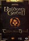 Baldur's Gate II: Thron des Bhaal (dt.) (PC, 2001, DVD-Box)