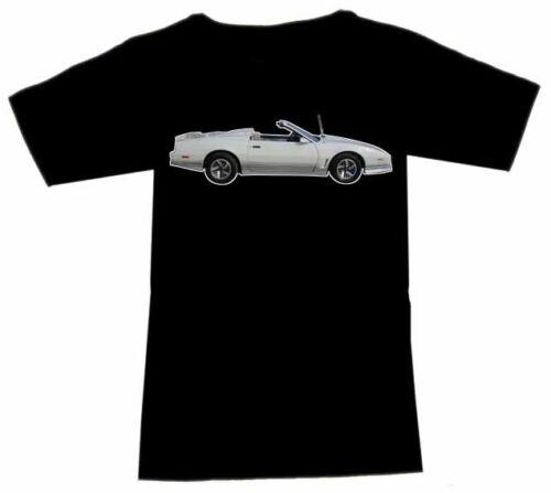 Fruit Of The Loom S M L XL 2XL 3XL T-Shirt mit Pontiac Automotive