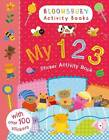 My 123 Sticker Activity Book by Bloomsbury Publishing PLC (Paperback, 2013)