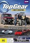 Top Gear - The Great Adventures : South America, Romania And Bonneville (DVD, 2010)