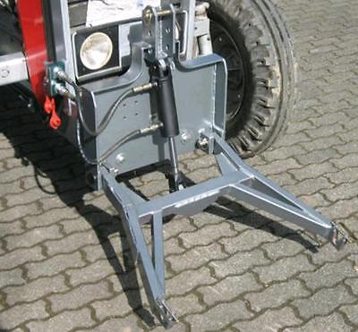 Fronthydraulik für Traktoren Trekker Schneeschieber Agrar BAgger GArten 9060